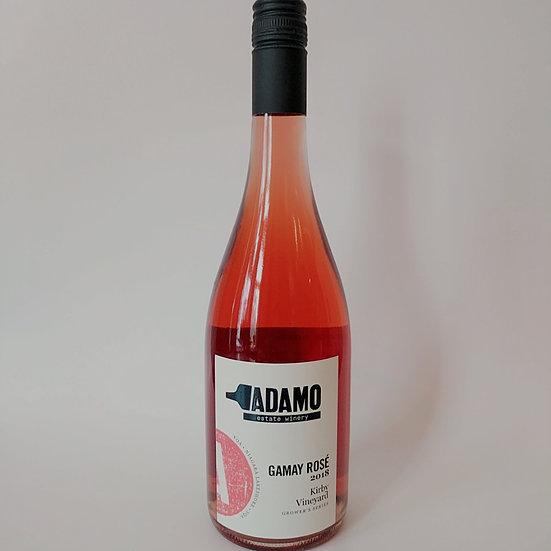 Adamo 'Kirby Vineyard' Gamay Rosé