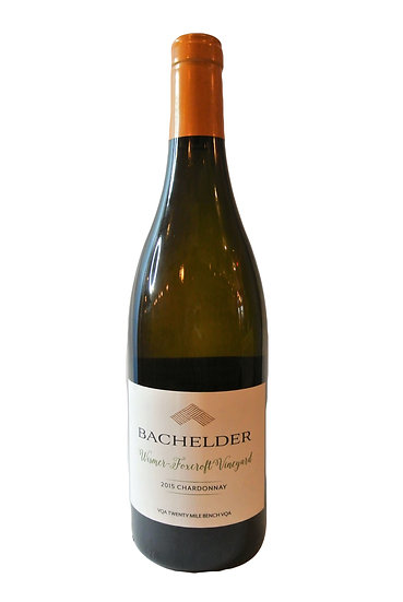 Bachelder 'Wismer-Foxtrot Vineyard' Chardonay