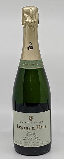 Legras & Haas Grand Cru Blanc de Blancs Brut Champagne