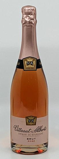 Vitteaut-Alberti Crémant de Bourgogne Brut Rosé Pinot Noir