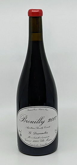 Domaine Georges Descombes 'Brouilly' Vieilles Vignes Cru Beaujolais, Gamay