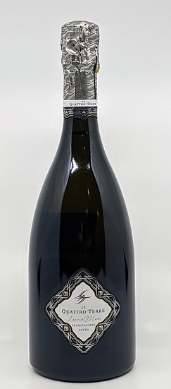 Le Quattro Terre Satèn, Franciacorta Brut Sparkling Chardonnay