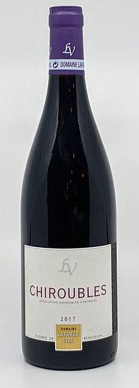 Domaine Lafarge-Vial 'Chiroubles' Cru Beaujolais, Gamay