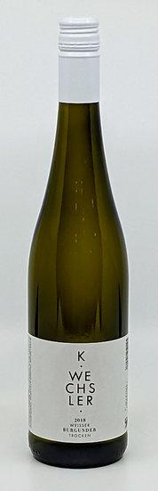 Weingut Wechsler Weisser Burgunder Pinot Blanc