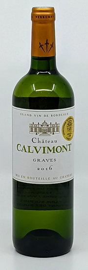 Château Calvimont Graves Bordeaux Blanc