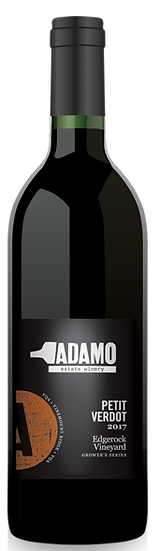Adamo Estate Winery 'Grower's Series' Petit Verdot