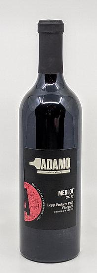 Adamo Estate Winery 'Lepp Embers Path Vineyard' Merlot