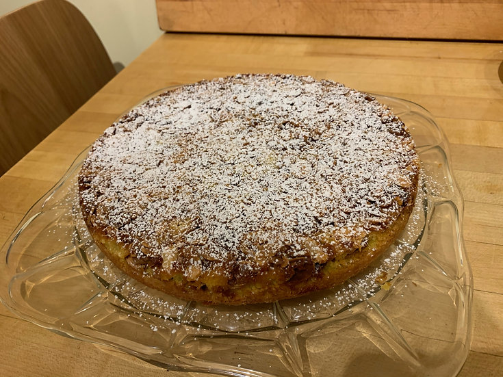 Santiago Cake
