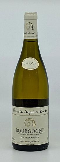 Domaine Seguinot-Bordet Bourgogne Blanc Chardonnay