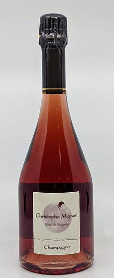 Christophe Mignon 'Rosé de Saignée' Extra Brut Champagne