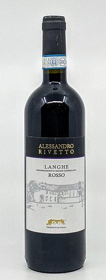 Alessandro Rivetto Langhe Rosso Nebbiolo/Barbera/Merlot