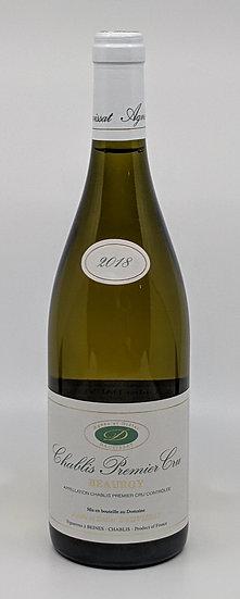 Domaine Agnes & Didier Dauvissat 'Beauroy' Chablis Premier Cru Chardonnay