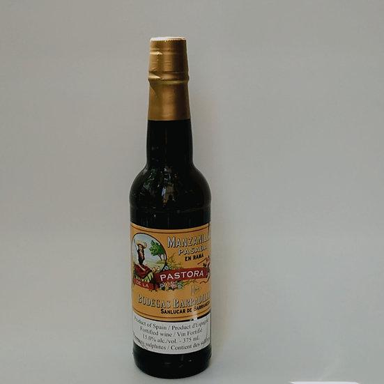 Bodegas Barbadillo 'Pastora' Manzanilla Pasada en Rama, Dry Sherry