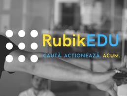 RubikEDU - Înscrie-te de azi pentru a fi antreprenor de mâine