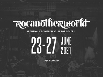 Rocanotherworld #6 va avea loc in perioada 23 – 27 iunie la Iasi