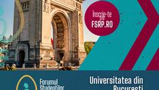 """Înscrie-te în """"Forumul Studenților Români de Pretutindeni"""" și transformă-ți idealurile în realitate"""