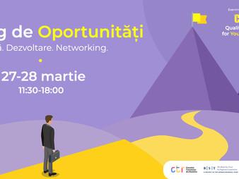 Târg de Oportunități 2021 - Dezvoltare. Carieră. Networking