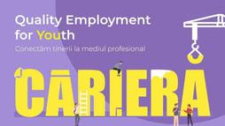 Consiliul Tineretului din România conectează tinerii la mediul profesional