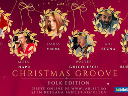 Christmas Groove | Folk Edition