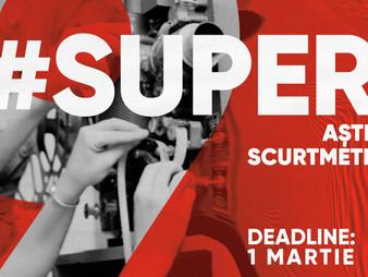 #Super9 așteaptă scurtmetrajul tău