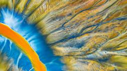 Drone Photo Awards 2021. Pe lista câștigătorilor se află și fotograful român Gheorghe Popa