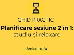 Guest Post - Ghidul practic care te va ajuta să ai o sesiune fără stres