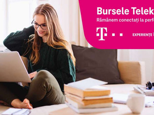 Bursele Telekom - programul care susține studenții cu rezultate academice extraordinare