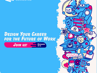 Top Talents Connected: Design your career for the future of work.