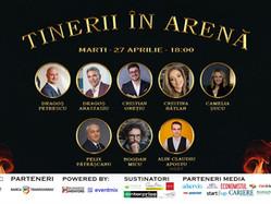 Tinerii în Arenă - cel mai mare eveniment de business adresat Generației Z