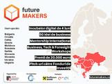 Future Makers: incubator digital, mentorship internațional și premii de 20.000 de euro