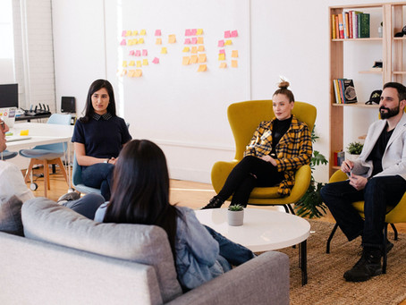 Starting meetings effectively