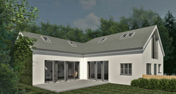 Planning submitted for a new house!
