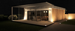 3D Images of New Eco-Home