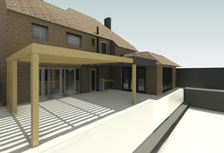 Internal and external works to house in Maidstone