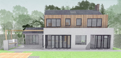 Contemporary Extension, Kent