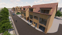 9 new houses in Wye