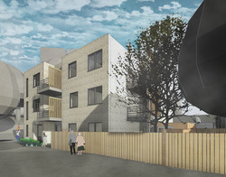 6no. New flats in Croydon
