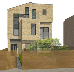 3 new apartments, London