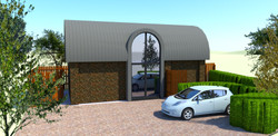 Planning approval for new build