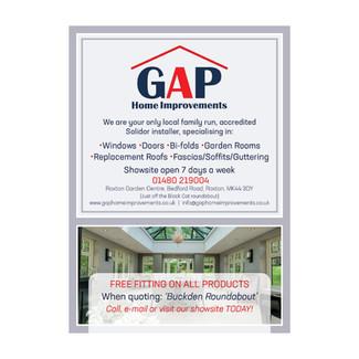GAP Home Improvements - Magazine Article