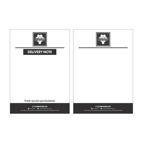 C F Composites - Headed Paper