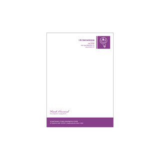 E.M.C Electrical Services - Headed Paper