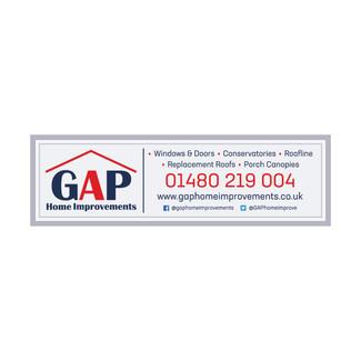 GAP Home Improvements - Banner