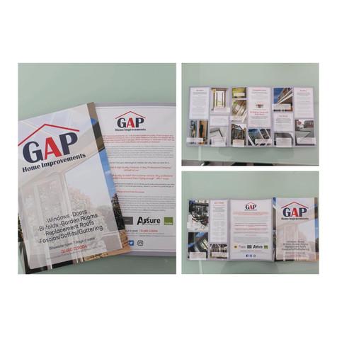 GAP Home Improvements - Sales Brochure