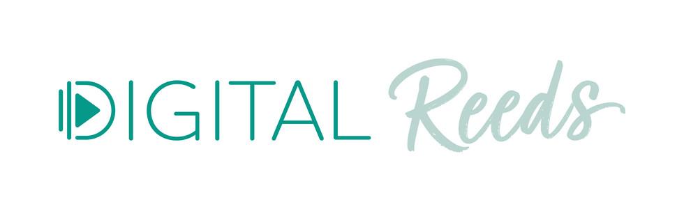 DIGITAL Reeds (wordmark)