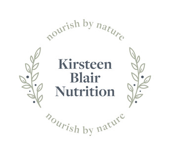 Kirsteen Blair Nutrition - nourish by nature