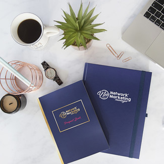 Network Marketing Manager - Prospect Book