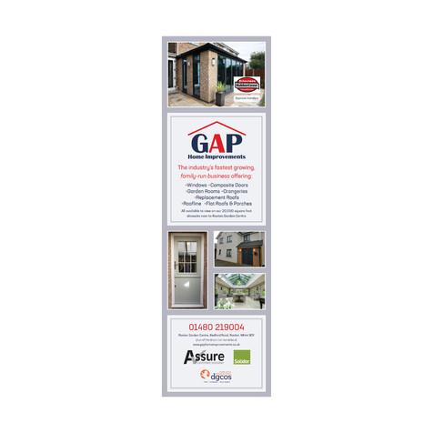 GAP Home Improvements - Hunts Post Newspaper Column