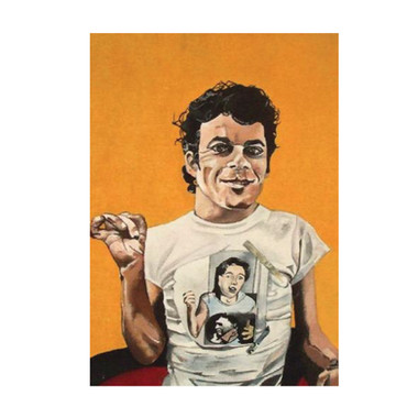** Recreation of Peter Blakes - Ian Dury **