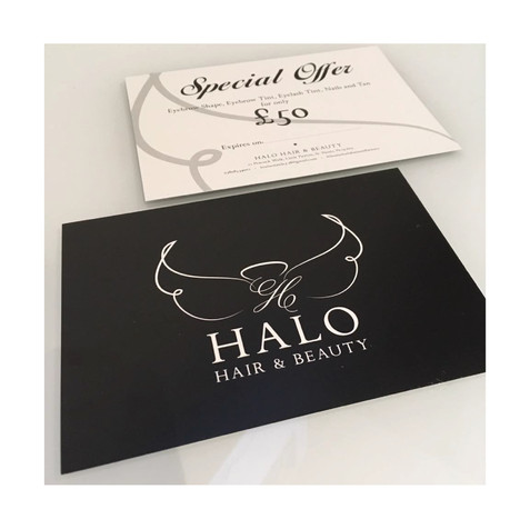 HALO HAIR & BEAUTY - Gift Voucher